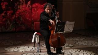 "Întâlnire cu... Bach, la Teatrul ""Oleg Danovski"""
