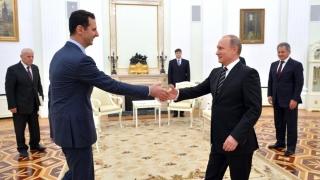 Întâlnire de gradul zero între Putin și al-Assad