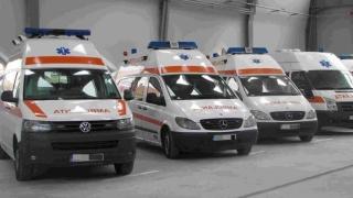 Într-un an, ambulanțele din Capitală au parcurs de 15 ori distanța de la Pământ la Lună