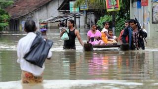 Inundații catastrofale: sute de persoane dispărute în Sri Lanka