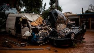 Inundațiile au făcut prăpăd în Grecia! Nou bilanț al victimelor