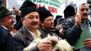 Ciobanii vor să blocheze drumurile naționale