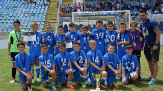 """SSC Farul Constanţa şi Metalul Constanţa, învingătoare la """"Junior Summer Cup"""""""