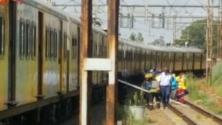 Grav! Sute de persoane rănite, într-un accident feroviar