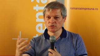 Cioloş cere alegeri anticipate, deşi partidul său nu există