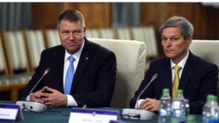 Cioloş, la discuţii cu Iohannis