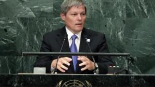 Premierul Cioloș a discutat, la New York, cu omologul moldovean și cu președintele Albaniei