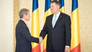Cioloș vrea să-l dea jos pe Klaus Iohannis?