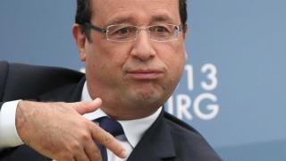 Circa 70% dintre francezi sunt nemulțumiți de președinția lui Hollande