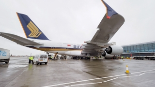 Circa 80 de zboruri anulate la Heathrow