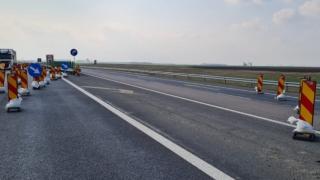 Circulație restricționată pe autostrada A2, București-Constanța