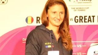 Irina Begu a învins favorita numărul 4 la Moscova