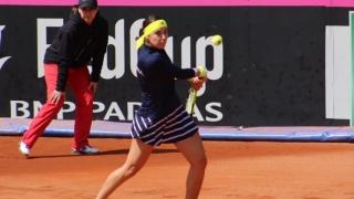 Sorana Cîrstea a pierdut în primul tur, la Roma