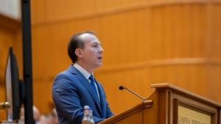Guvernul Cîțu a fost demis. Au votat 281 de parlamentari moțiunea de cenzură