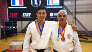 CS Do Jo Kun Eforie, patru medalii la CE de Karate Tradiţional