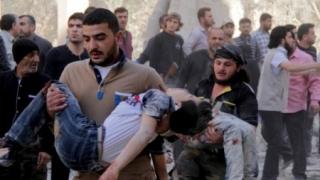 Bilanţ cutremurător în Siria: aproape 3000 de civili au fost executaţi