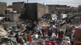 Civili ucişi în explozia unui autobuz la Afrin, în nordul Siriei