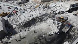 Civili ucişi în Siria, în urma unor tiruri de artilerie