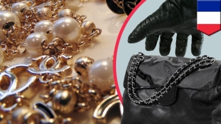 Jaf armat într-un magazin de bijuterii din Paris