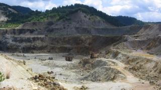 Jaf în minele din România!