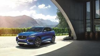 """Noul Jaguar F-PACE, """"îmblânzit"""" de Exclusiv Auto Constanța"""