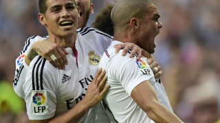 James Rodriguez, Mariano și Pepe pleacă de la Real Madrid