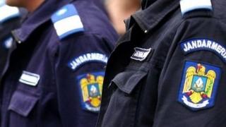 Jandarmii au făcut uz de armă pentru capturarea unui suspect!