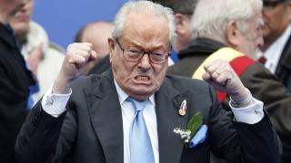 Jean-Marie Le Pen, condamnat definitiv pentru afirmaţii injurioase la adresa rromilor