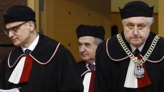 După infringement, Polonia vrea ca judecătorii să fie pensionaţi de CJUE?