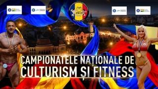 Juniorul constănțean Adrian Biciu, medaliat cu bronz la Naționalele de culturism