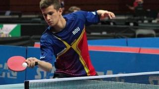 Juniorul Cristian Pletea, multiplu medaliat la CE de tenis de masă