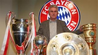 Jupp Heynckes este antrenorul cu cel mai mare procentaj de victorii în Liga Campionilor