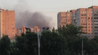 Kievul a întrerupt furnizarea energiei electrice în Luhansk, din cauza datoriilor
