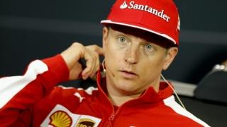 Kimi Raikkonen va pilota pentru Ferrari și în 2017