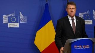 Klaus Iohannis: Voi rezolva foarte repede problema Guvernului