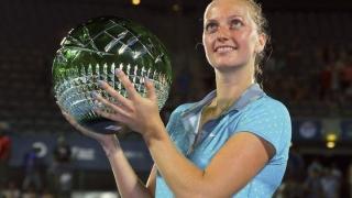 Kvitova şi Radwanska s-au retras de la turneul de la Sydney