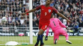 La 18 ani, Rashford face parte din lotul Angliei pentru EURO 2016