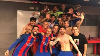 La Barcelona s-a scris o pagină din istoria fotbalului mondial