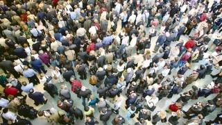 La cât a ajuns rata de ocupare a populației în al treilea trimestru din 2016?