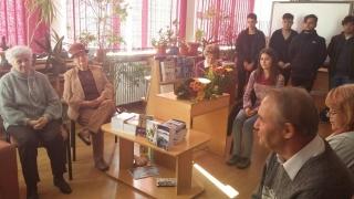 """Lansare de carte la """"George Călinescu"""""""