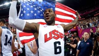 LeBron James nu va juca pentru Statele Unite la Jocurile Olimpice