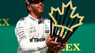Lewis Hamilton, învingător pentru a șasea oară în Canada