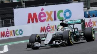 Lewis Hamilton va pleca din pole-position în Marele Premiu al Mexicului