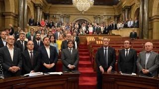 Liderii catalani se plâng la CEDO