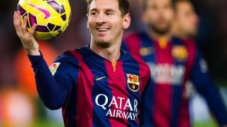 Lionel Messi, cel mai bine plătit dintre fotbaliști