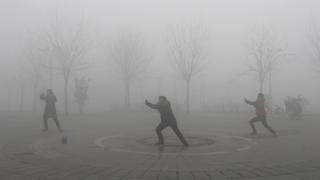 """""""Lista rușinii"""" cu orașele ce nu reuşesc să combată poluarea! Se întâmplă în China!"""