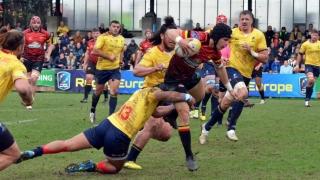Lotul României pentru meciul cu Georgia din Rugby Europe Championship