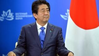 Lovitură de maestru - Premierul Shinzo Abe câştigă detaşat!