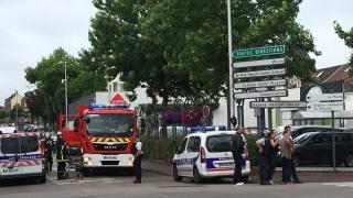 Luare de ostatici cu deznodământ tragic într-o biserică din Franța