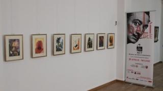 Lucrările lui Dali nu-i interesează pe constănțeni?!
